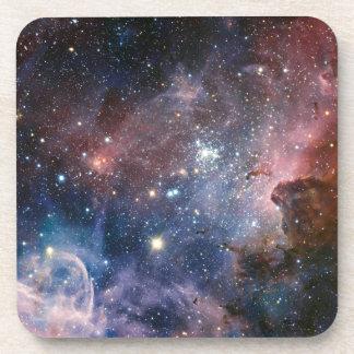 The Carina Nebula's hidden secrets Beverage Coaster