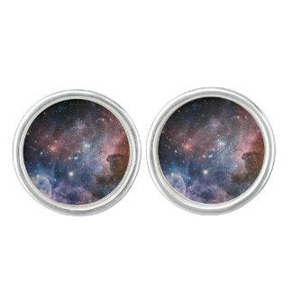 The Carina Nebula's hidden secrets Cufflinks