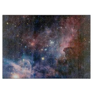 The Carina Nebula's hidden secrets Cutting Board