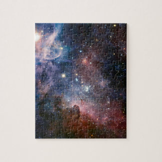 The Carina Nebula's hidden secrets Jigsaw Puzzle