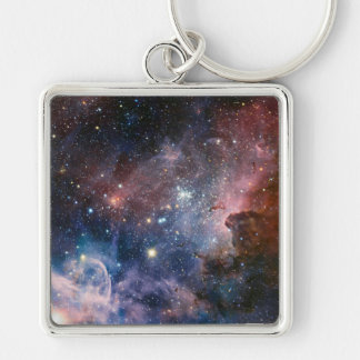 The Carina Nebula's hidden secrets Keychain