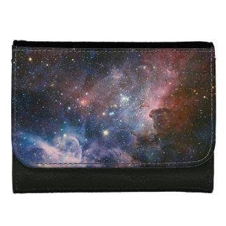 The Carina Nebula's hidden secrets Leather Wallet For Women