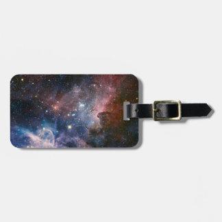 The Carina Nebula's hidden secrets Luggage Tag