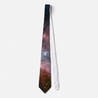 The Carina Nebula's hidden secrets Neck Tie