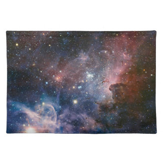 The Carina Nebula's hidden secrets Placemat