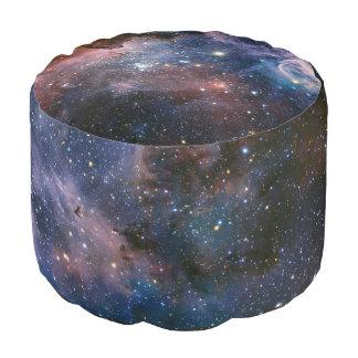 The Carina Nebula's hidden secrets Pouf