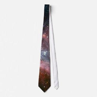 The Carina Nebula's hidden secrets Tie