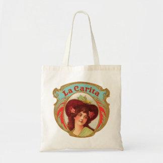 The carita tote bag