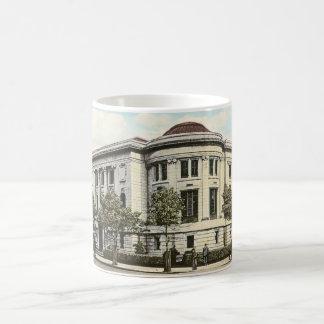The Carnegie Library, Atlantic City, NJ Classic White Coffee Mug