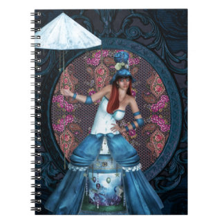 The Carnival Spiral Notebook