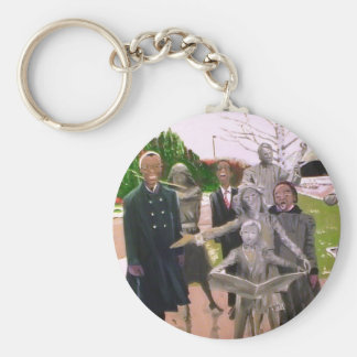 The Carolers Keychain