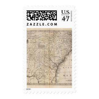 The Carolinas and Georgia Postage