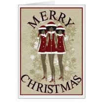 The Carols Card
