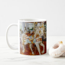 The carousel Horse Coffee Mug