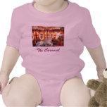'The Carousel' Infant Creeper