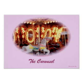 'The Carousel' Poster