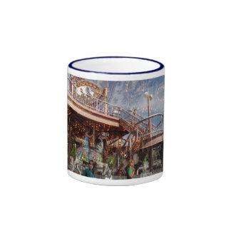 The Carousel Ringer Mug
