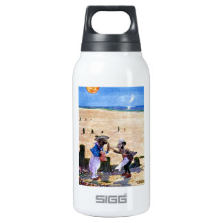 The Carpenter and the Walrus - Alice in Wonderland Insulated Water Bottle