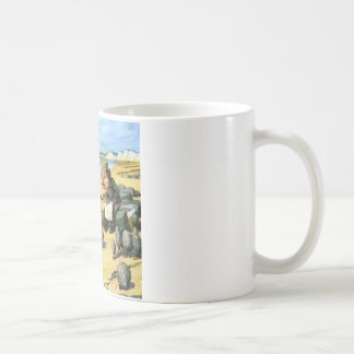 The Carpenter and Walrus Consider Oysters Classic White Coffee Mug