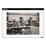 """The Carpenter's Workshop, from the Workshops of th Decal For 15"""" Laptop"""