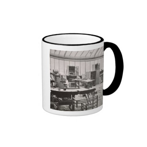 The Carpenter's Workshop, from the Workshops of th Ringer Coffee Mug