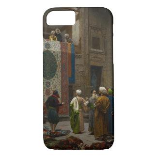 The Carpet Merchant, c.1887 (oil on canvas) iPhone 7 Case