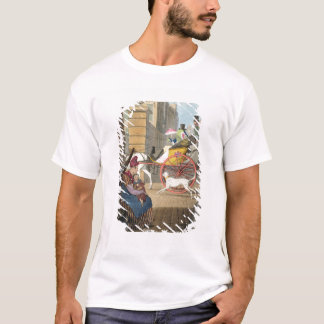 The carriage entrance, from 'Twenty-four Subjects, T-Shirt