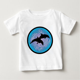 THE CARRIBEAN DOLPHIN BABY T-Shirt