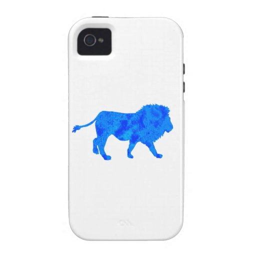 THE CARRIBEAN LION Case-Mate iPhone 4 CASES