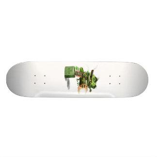 The Carrotinator Skateboard