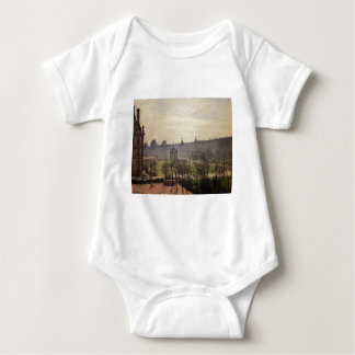 The Carrousel, Autumn, Morning by Camille Pissarro T-shirt