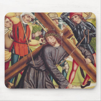 The Carrying of the Cross Mouse Pad