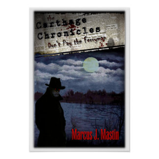 The Carthage Chronicles Poster Series 1