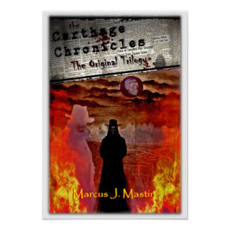 The Carthage Chronicles Poster Series 4