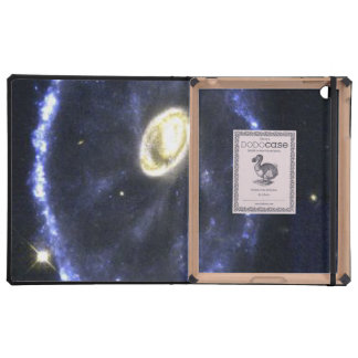 The Cartwheel Galaxy iPad Cases