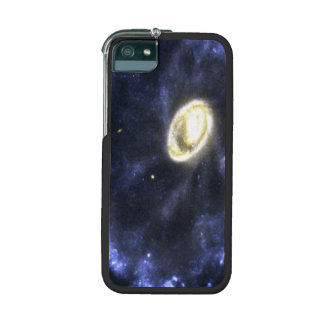 The Cartwheel Galaxy- Result of a Bull's-Eye Colli iPhone 5 Cover