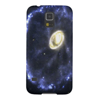 The Cartwheel Galaxy- Result of a Bull's-Eye Colli Cases For Galaxy S5