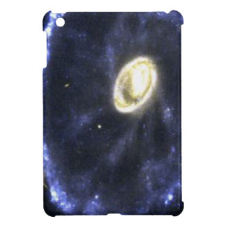 The Cartwheel Galaxy- Result of a Bull's-Eye Colli iPad Mini Cover