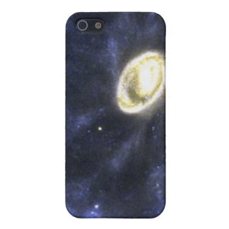 The Cartwheel Galaxy- Result of a Bull's-Eye Colli iPhone 5 Cases