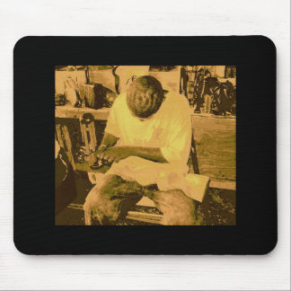 The Carver Mouse Pad