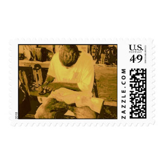 The Carver Postage Stamp