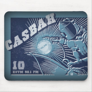 The Casbah 90.1 KSYM Mouse Pad