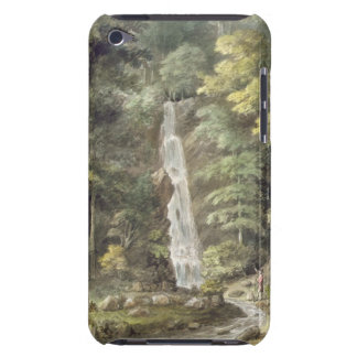 The Cascade Waterfall at Hestercombe Gardens (w/c Barely There iPod Case