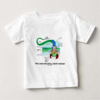 The Case For Intelligent Design (Flagellum) Baby T-Shirt
