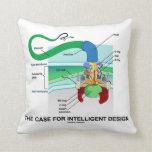 The Case For Intelligent Design (Flagellum) Pillows