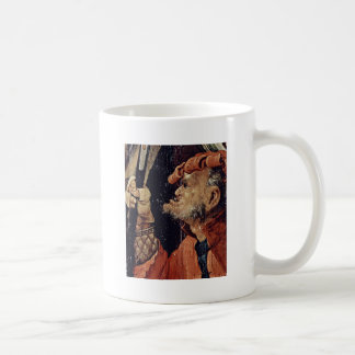 The Case Of Christ Under The Cross Detail By Grüne Mug