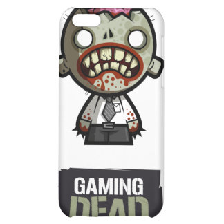 The Case of the Gaming Dead iPhone iPhone 5C Cover