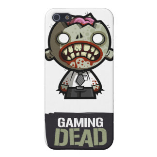 The Case of the Gaming Dead iPhone iPhone 5 Cover