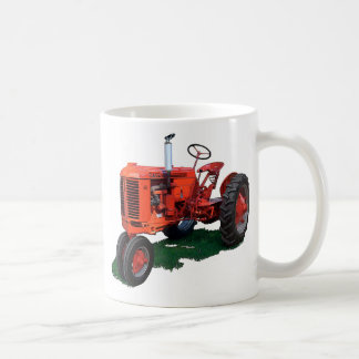 The Case VAC Classic White Coffee Mug