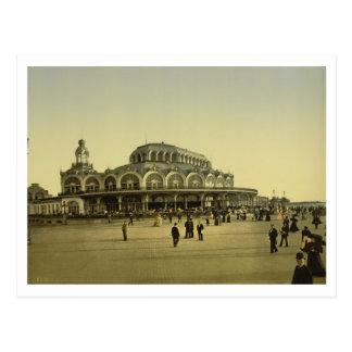 The Casino, Ostend, Belgium Postcard